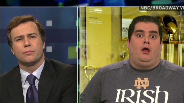 'SNL' tackles the Manti Te'o hoax