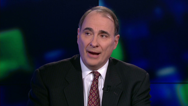 Axelrod on guns: 'An opportunity'