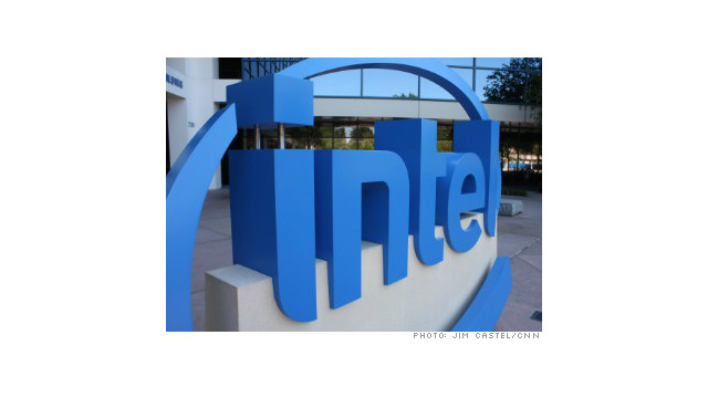 Intel's sluggish earnings disappoint