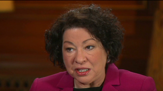 Sotomayor's path to the Supreme Court