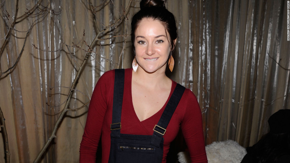 Shailene Woodley at Village at the Lift.