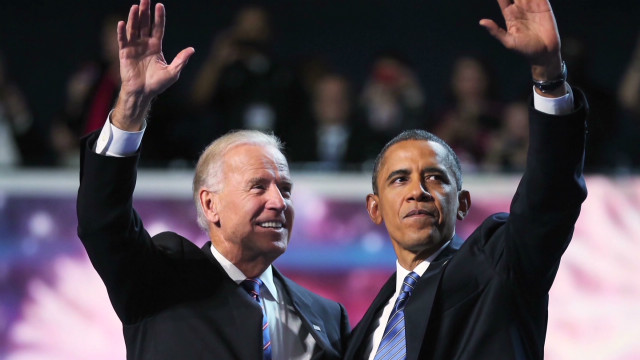 Biden: 'Totally sympatico' with Obama