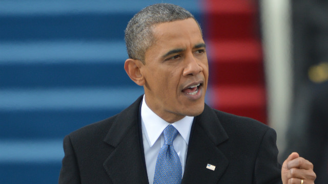 Obama urges nation to 'seize the moment'