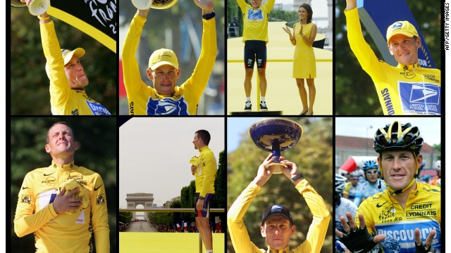 Feds sue Lance Armstrong