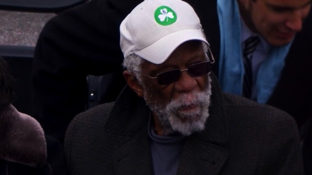 Bill Russell won 11 championships in his 13 years in the NBA.