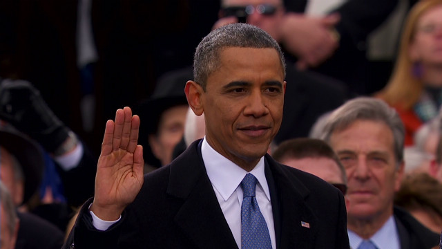 See the Inauguration Day highlights