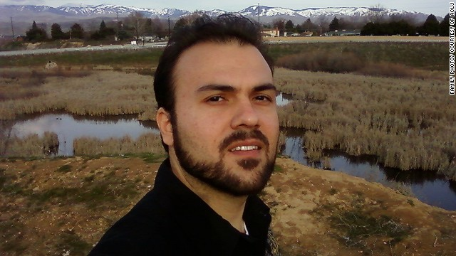 Saeed Abedini wad arrested and charged in Iran in September while visiting his parents.
