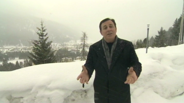 Personal reflections on Davos