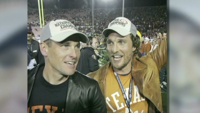 McConaughey on Armstrong: 'I was mad'