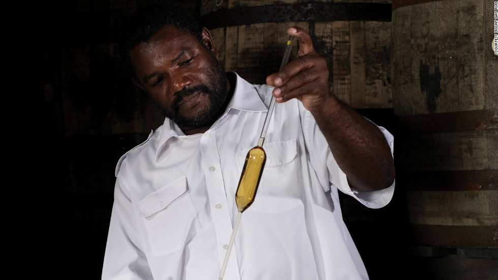 Barbados is home to Mount Gay, the world's oldest rum maker.
