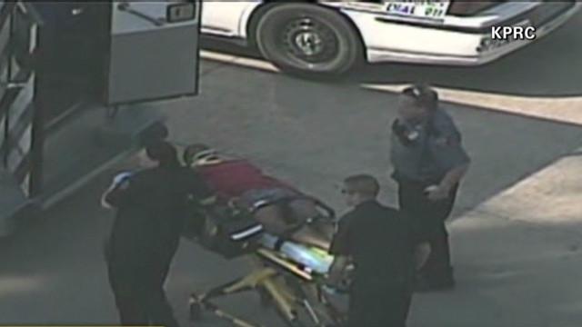 Witness: I heard five or six gunshots