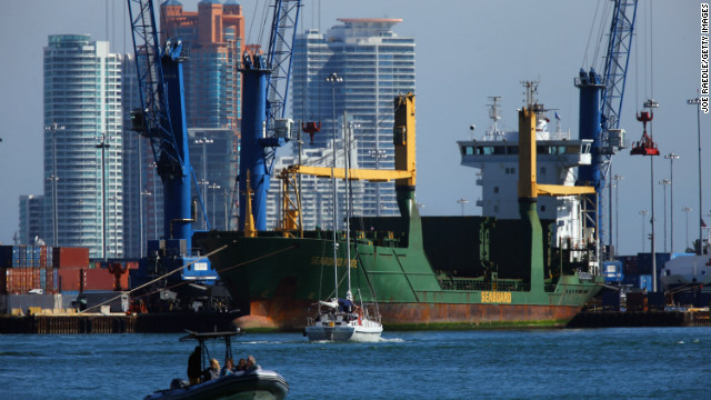 The state of Florida is putting priority on investing in the Port of Miami to expand trade and spark the regional economy.