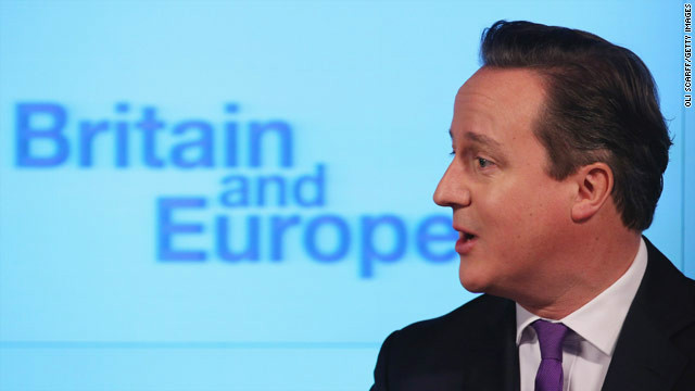 Is British EU referendum inevitable?