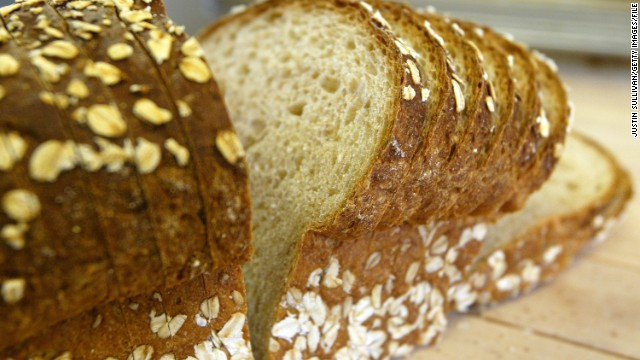 Gluten is a protein complex found in grains such as wheat, barley and rye.
