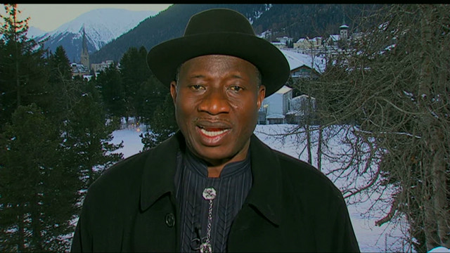 Nigerian president: Boko Haram 'threat'