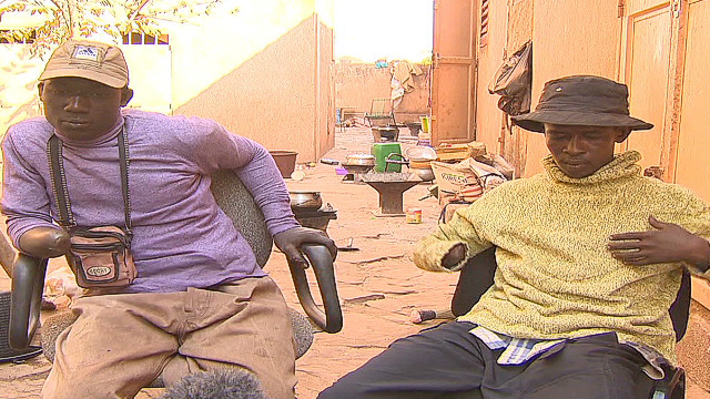 Broken limbs, broken lives in Mali