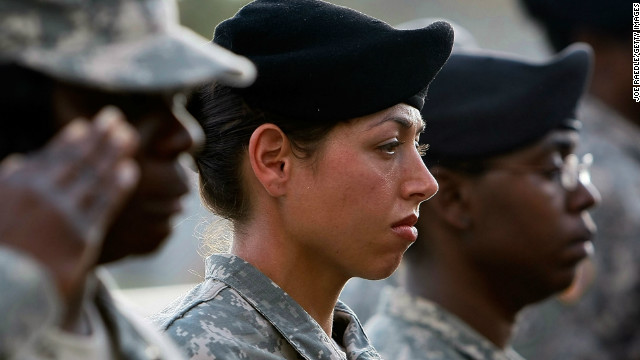 New policy allowing women in combat