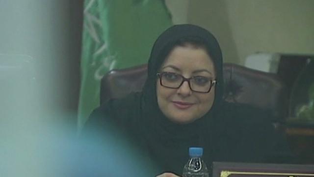 Women joining Saudi parliament