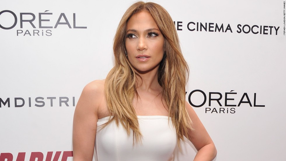 "Jennifer Lopez attends a screening of ""Parker"" in New York City."