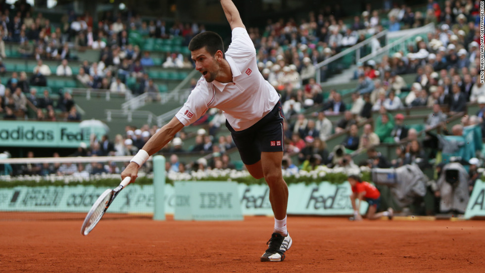 "Djokovic says 2012 was more successful from a psychological standpoint than his triple grand slam year of 2011. He clearly relishes the pressure of tight situations, as demonstrated in his quarterfinal match against Jo-Wilfried Tsonga at the French Open last year.  The Serb saved four match points before going on to win in five sets. ""Pressure is a privilege,"" he says, ""because it means that you are doing something that counts. And all my life I have been dreaming to be the best in what I do and my dreams came true."""