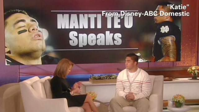 Manti Te'o's own words