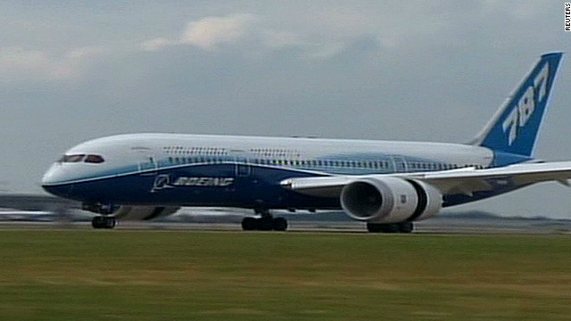 Boeing: Dreamliner to fly within weeks