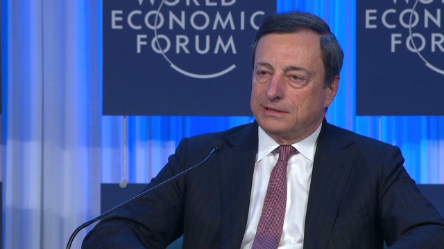 ECB: Econ recovery at 'very' low levels