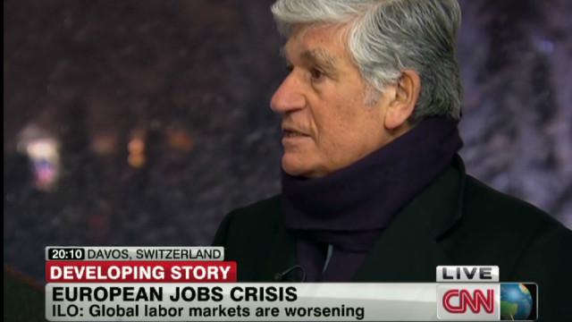 Solving the European jobs crisis
