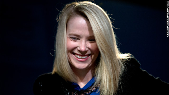Why the interest in Yahoo CEO?