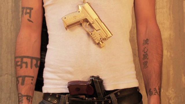 Artist explores 'Jihadi Gangster'