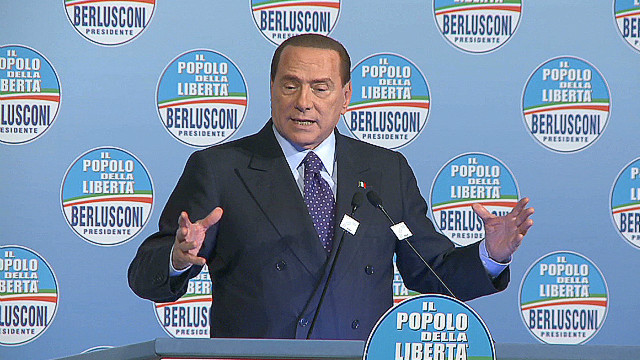 pkg wedeman berlusconi not down not out _00014028.jpg