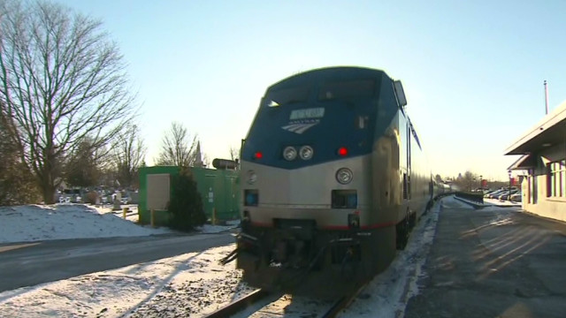Slower trains get high-speed rail money
