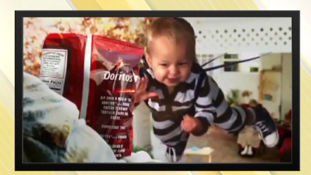Doritos Superbowl ad contest heats up