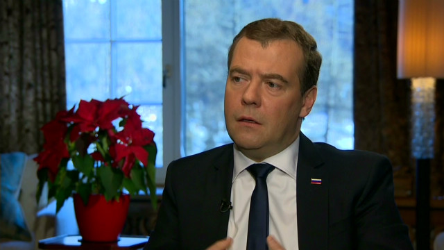 Russian PM: Syrian situation 'troublesome'