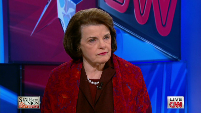Sen. Feinstein on immigration reform