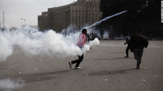 New, deadly violence in Egypt