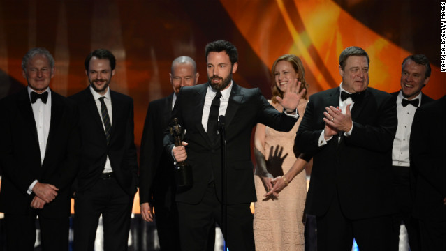 Best of the best from SAG Awards