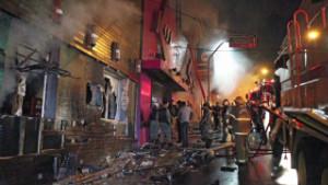 Brazil nightclub fire kills 233   Stuff.co.nz