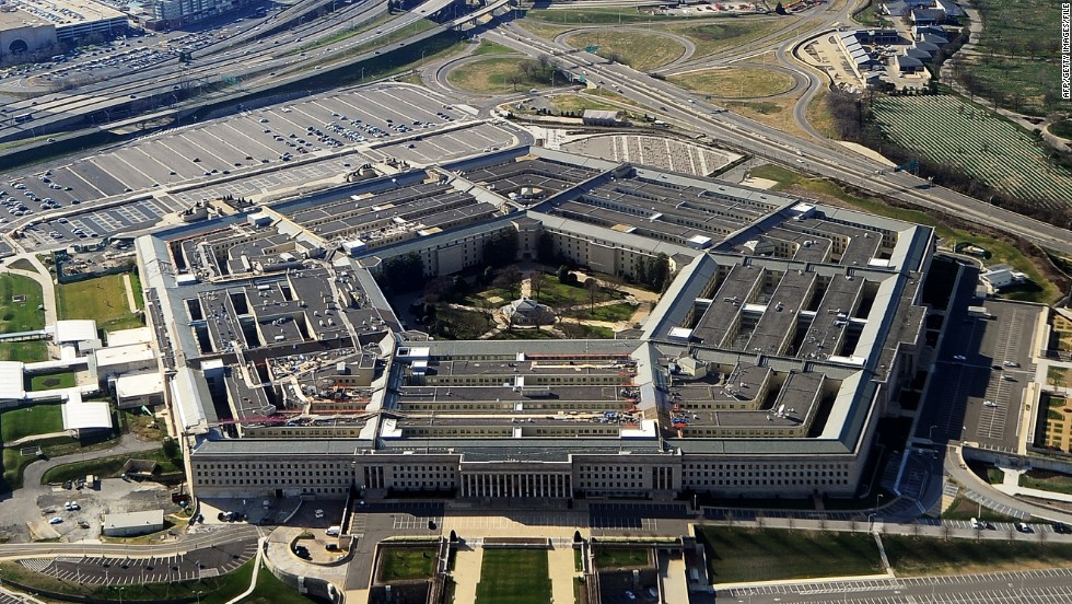 Pentagon considering proposing troops in Syria