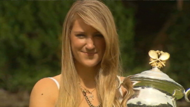 Azarenka on 'amazing' Australian win