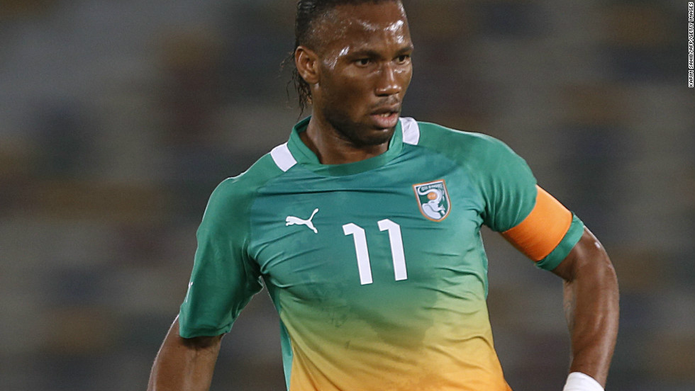 This year will mark Didier Drogba's last Africa Cup of Nations, can Ivory Coast's 'golden generation' sign off with some silverware?