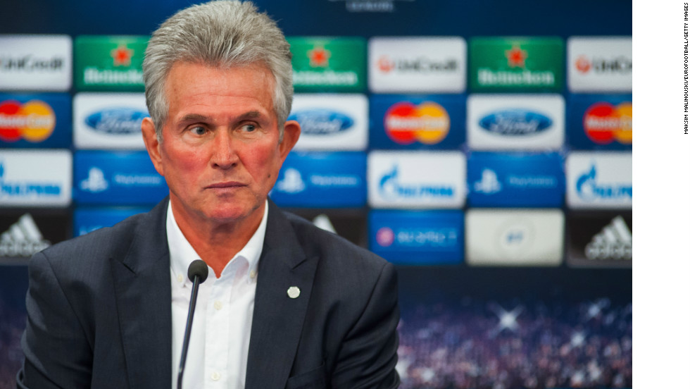 "FC Bayern München leads the Bundesliga by 9 points from 2nd place Borussia Dortmund and finished top of their group in the Champions League. Will Jupp Heynckes have a ""wunderbar"" season before he hands over the team to Guardiola? If so, will that crank up the pressure on the Spanish manager?"