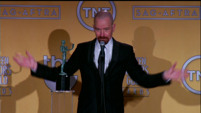 raw video sag awards bryan cranston breaking bad_00034816.jpg
