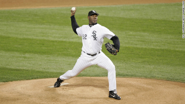 Jose Contreras spent a decade in the major leagues and won a World Series in 2005 with the Chicago White Sox.