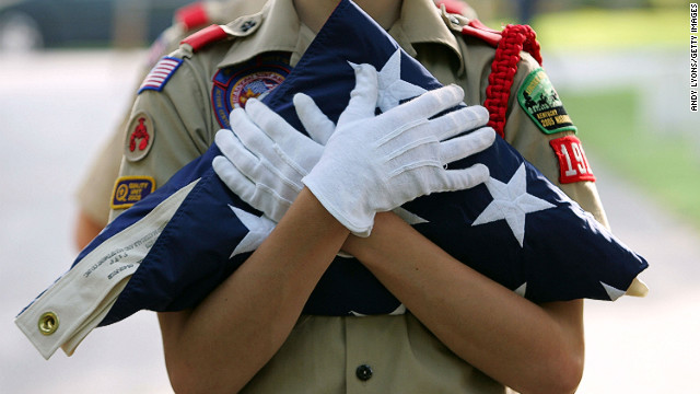 Boy Scouts delay gay ban