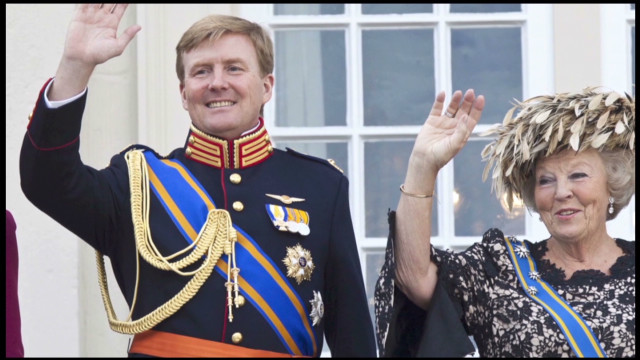 Dutch Queen Beatrix to abdicate throne