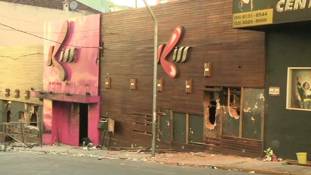 Fire survivor: 'Everyone was desperate'