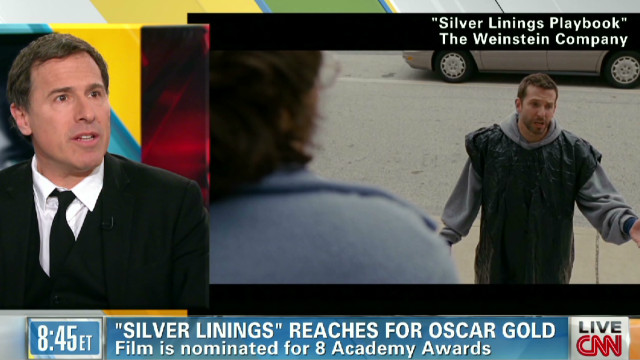 'Silver' movie seeks Oscar gold