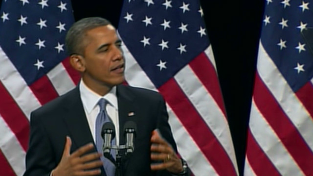 Obama: Time to act on immigration