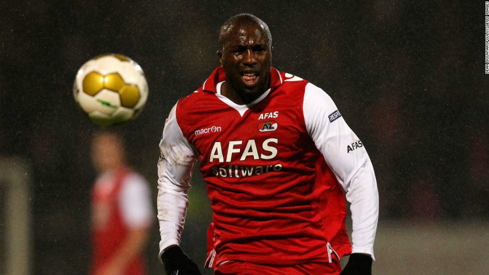 U.S. star Jozy Altidore was subjected to racial abuse during AZ Alkmaar's cup win at Den Bosch in the Netherlands. The match was halted and the crowd were asked to stop the abusive chanting before the action resumed.